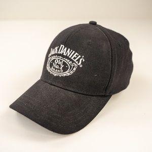 Jack Daniels Tennessee Old No. 7 FlexFit Black Hat